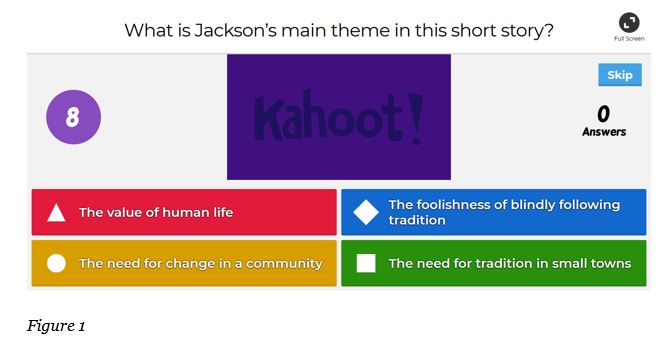Incorporating Game Based Learning With Shirley Jackson S The Lottery To Maximize Students Achievement And Engagement The Wisconsin English Journal A hack for winning public kahoot quizzes and challenges. incorporating game based learning with